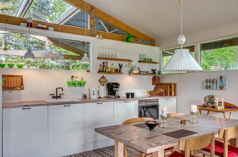 Zdjęcia kuchni - dom na sprzedaż- zamów profesjonalnego fotografa
