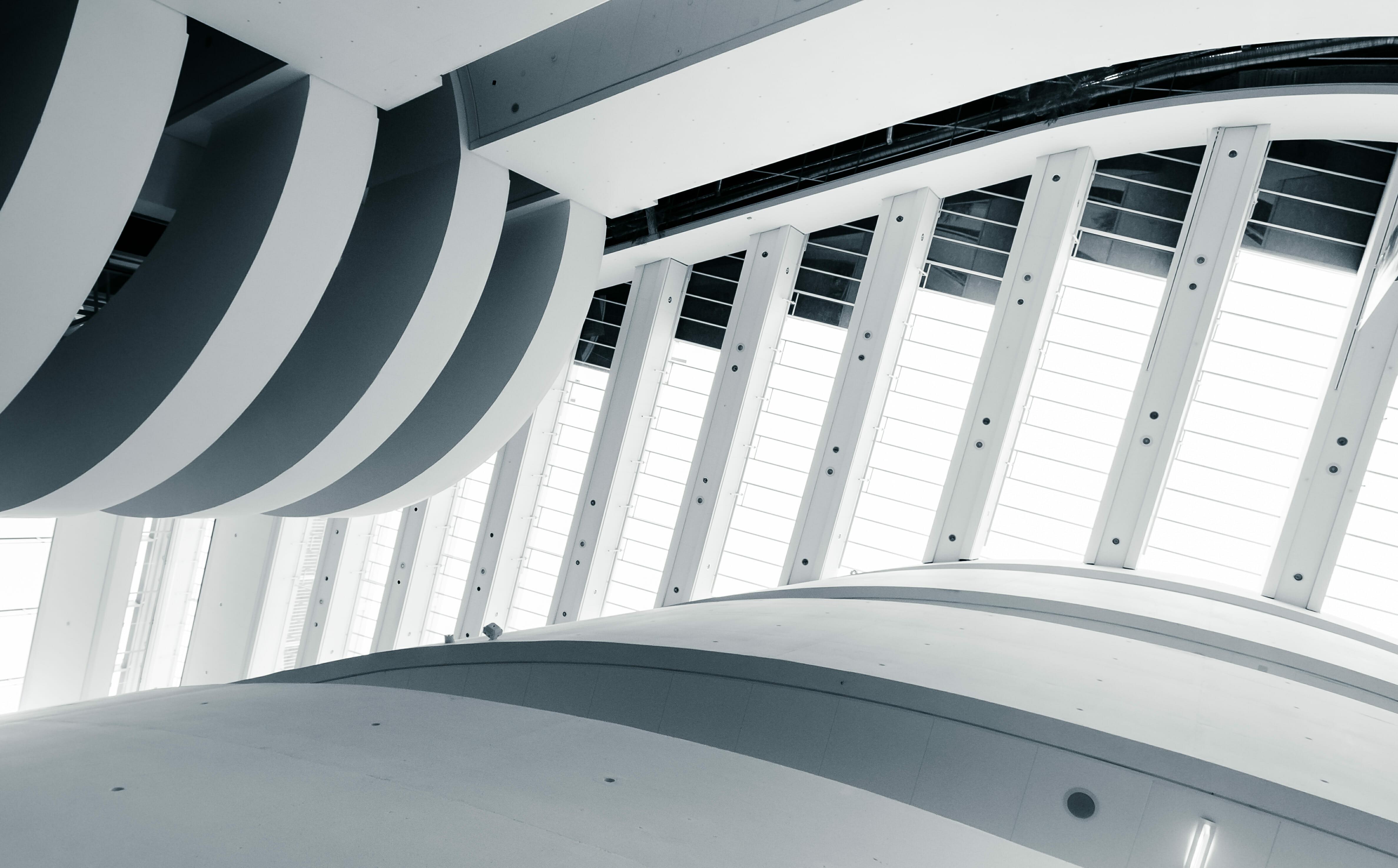 Zdjęcia architektury wnętrz